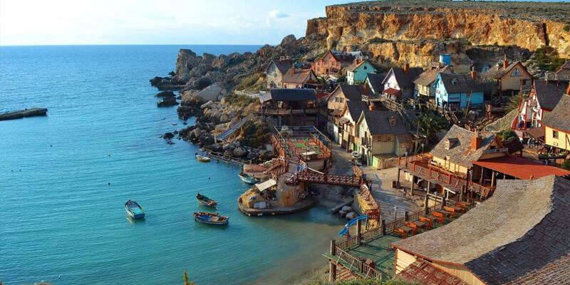 Tapınaklar Adası Malta